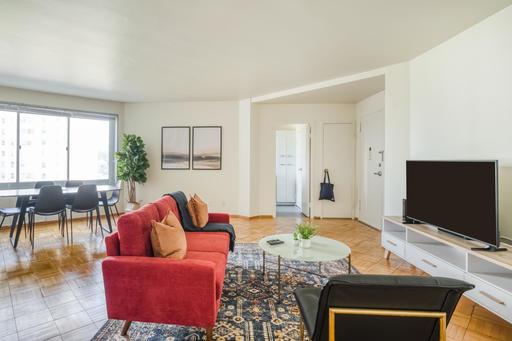 image 1 furnished 1 bedroom Apartment for rent in Parkmerced, San Francisco