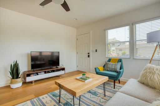 image 2 furnished 1 bedroom Apartment for rent in Culver City, West Los Angeles