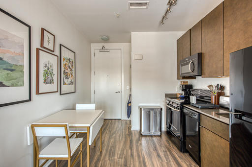 image 3 furnished Studio bedroom Apartment for rent in Bloomingdale, DC Metro