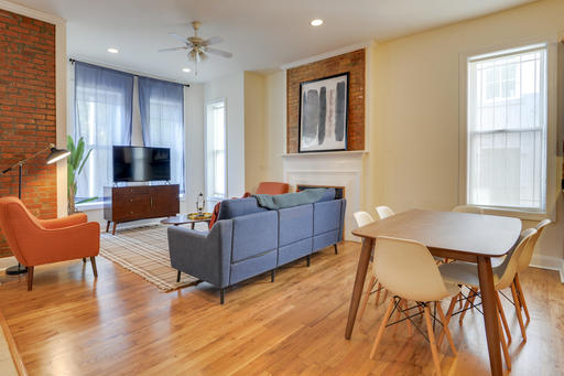 image 6 furnished 3 bedroom Apartment for rent in Adams Morgan, DC Metro