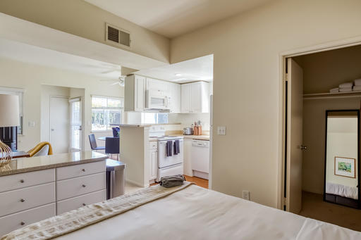image 5 furnished Studio bedroom Apartment for rent in Pleasanton, Alameda County