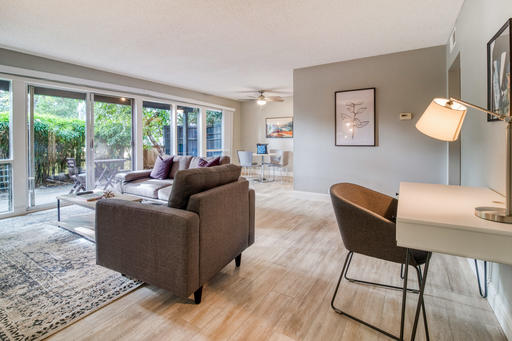image 2 furnished 2 bedroom Apartment for rent in Palo Alto, San Mateo (Peninsula)