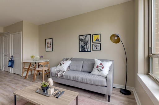 image 3 furnished Studio bedroom Apartment for rent in Arlington, DC Metro
