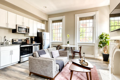 image 3 furnished 1 bedroom Apartment for rent in Alexandria, DC Metro