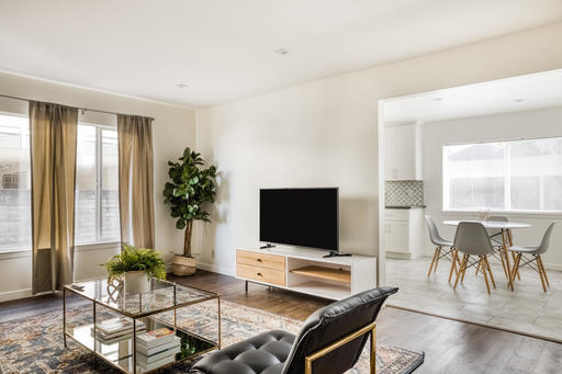 image 3 furnished 2 bedroom Apartment for rent in Burlingame, San Mateo (Peninsula)