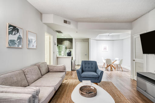 image 1 furnished 2 bedroom Apartment for rent in Park La Brea, Metro Los Angeles