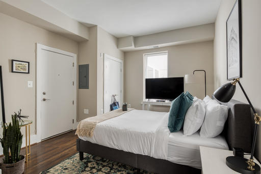 image 3 furnished Studio bedroom Apartment for rent in Forest Hills, DC Metro