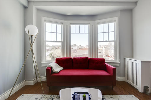 image 4 furnished 1 bedroom Apartment for rent in Pacific Heights, San Francisco