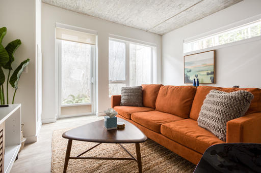 image 1 furnished 2 bedroom Apartment for rent in Queen Anne, Seattle Area