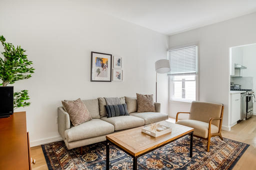 image 1 furnished 2 bedroom Apartment for rent in Nob Hill, San Francisco