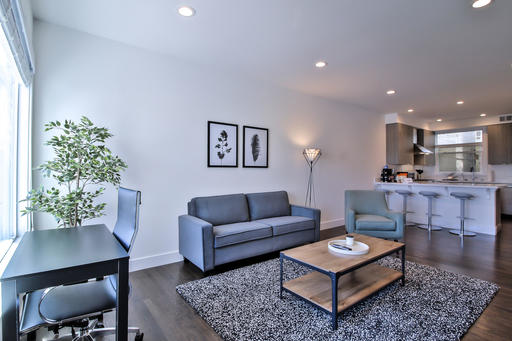 image 3 furnished 3 bedroom Apartment for rent in Pacific Heights, San Francisco