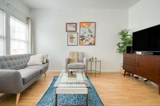 image 1 furnished 1 bedroom Apartment for rent in Mission District, San Francisco