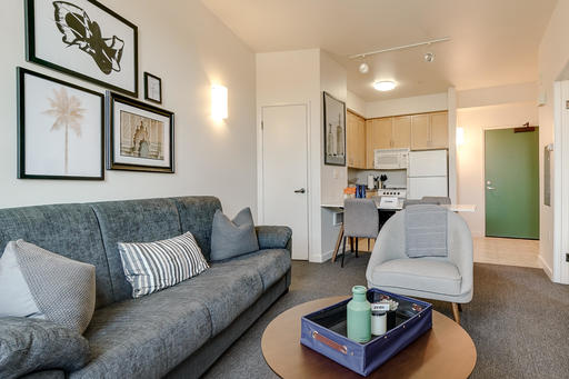 1 bedroom Berkeley