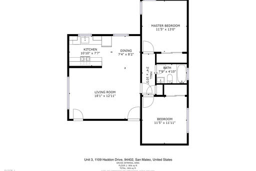 image 10 furnished 2 bedroom Apartment for rent in San Mateo, San Mateo (Peninsula)