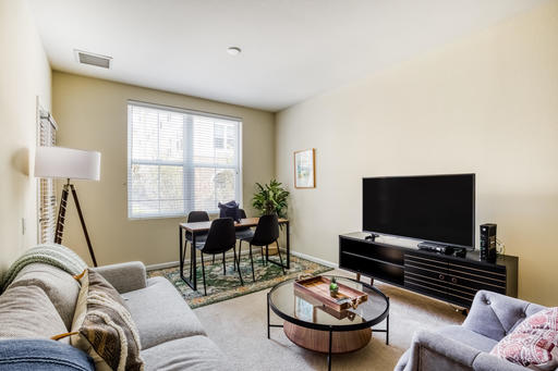 image 2 furnished 2 bedroom Apartment for rent in San Bruno, San Mateo (Peninsula)