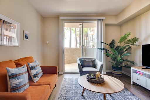 image 1 furnished 1 bedroom Apartment for rent in Marina del Rey, West Los Angeles