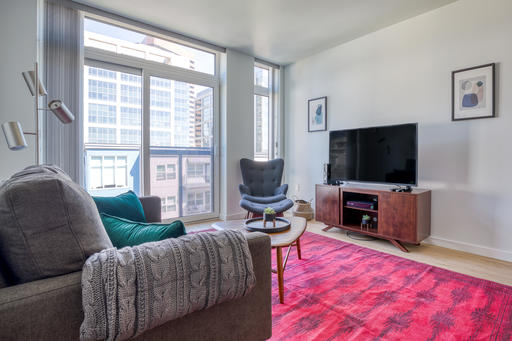 image 3 furnished 1 bedroom Apartment for rent in Bellevue, Seattle Area
