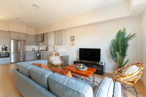 image 2 furnished 3 bedroom Apartment for rent in Redondo Beach, South Bay