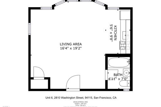 image 10 furnished Studio bedroom Apartment for rent in Pacific Heights, San Francisco