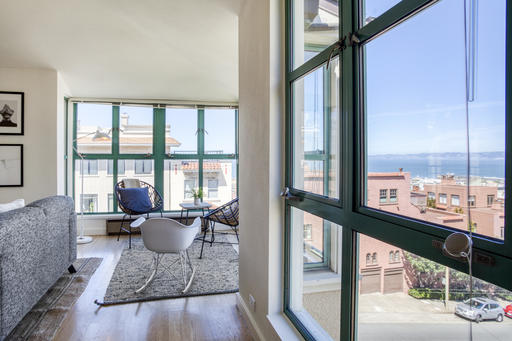 image 4 furnished 2 bedroom Apartment for rent in North Beach, San Francisco