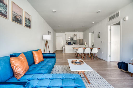 image 2 furnished 2 bedroom Apartment for rent in Eagle Rock, Metro Los Angeles