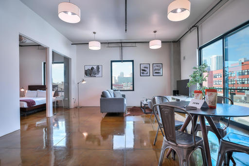image 3 furnished 2 bedroom Apartment for rent in South of Market, San Francisco