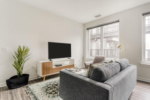 image 3 furnished 1 bedroom Apartment for rent in Bloomingdale, DC Metro