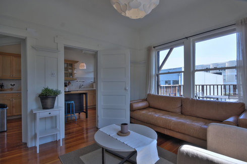 Top Unit in Renovated SOMA Duplex