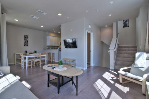 Newly Updated 2BR in Trendy San Jose Neighborhood