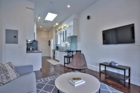 Chic 2 BR Home in Mission District, San Fran